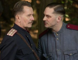 "Erster Trailer zu Tom Hardys ""Child 44"""