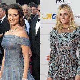 "Penélope Cruz und Diane Kruger in ""This Man, This Woman"""