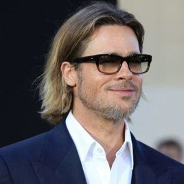 Brad Pitt dreht mit Robert Zemeckis