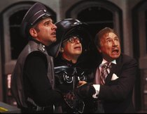 "Mel Brooks flirtet mit ""Spaceballs 2"""