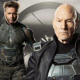 """""""Wolverine 3"""" mit Patrick Stewart"""