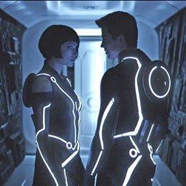 """""""Tron 3"""" mit Olivia Wilde und Garrett Hedlund"""