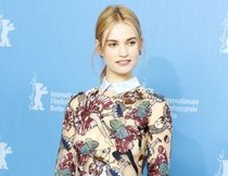 """Cinderella"" Lily James braucht mehr Action"