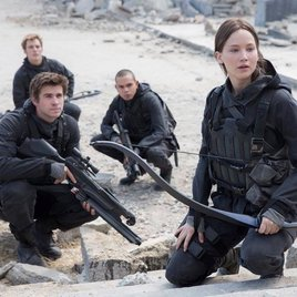 "Erster Trailer zum ""Hunger Games""-Finale"