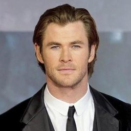 "Chris Hemsworth bei den ""Ghostbusters"""