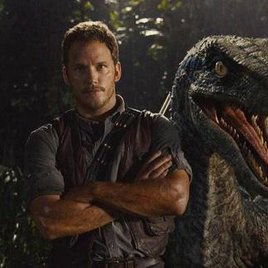 "Chris Pratt bleibt ""Jurassic World"" treu"