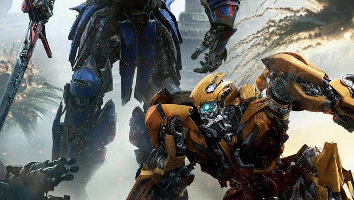 Transformers 5: The Last Knight - Trailer Deutsch Poster