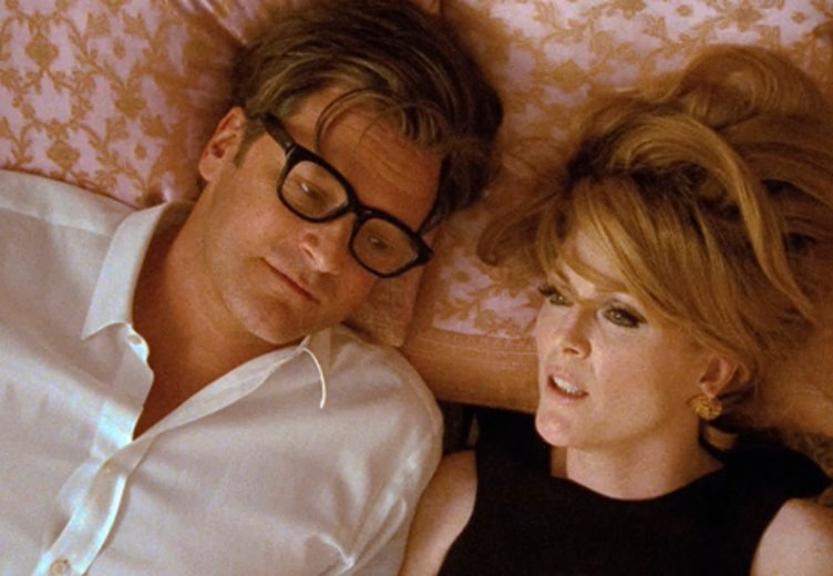 "Colin Firth und Julianne Moore in ""A Single Man"" © Senator Filmverleih"