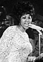 Aretha Franklin - The Legendary Concertgebouw Concert Amsterdam 1968 Poster