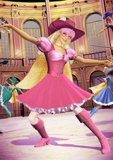 Barbie as The Princess and the Pauper / Barbie and the Three Musketeers