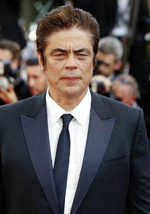Benicio Del Toro Poster