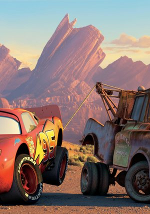 Cars / Cars 2 Poster