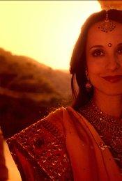 Das Mädchen mit dem indischen Smaragd