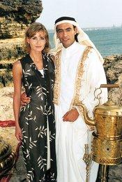 Der arabische Prinz (2 Teile)