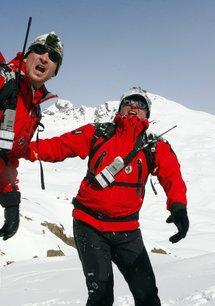 Der Bergdoktor: Durch eisige Höhen