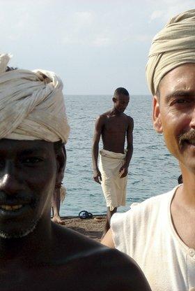 Der Glücksritter vom Roten Meer