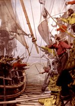 Der Herr der sieben Meere Poster
