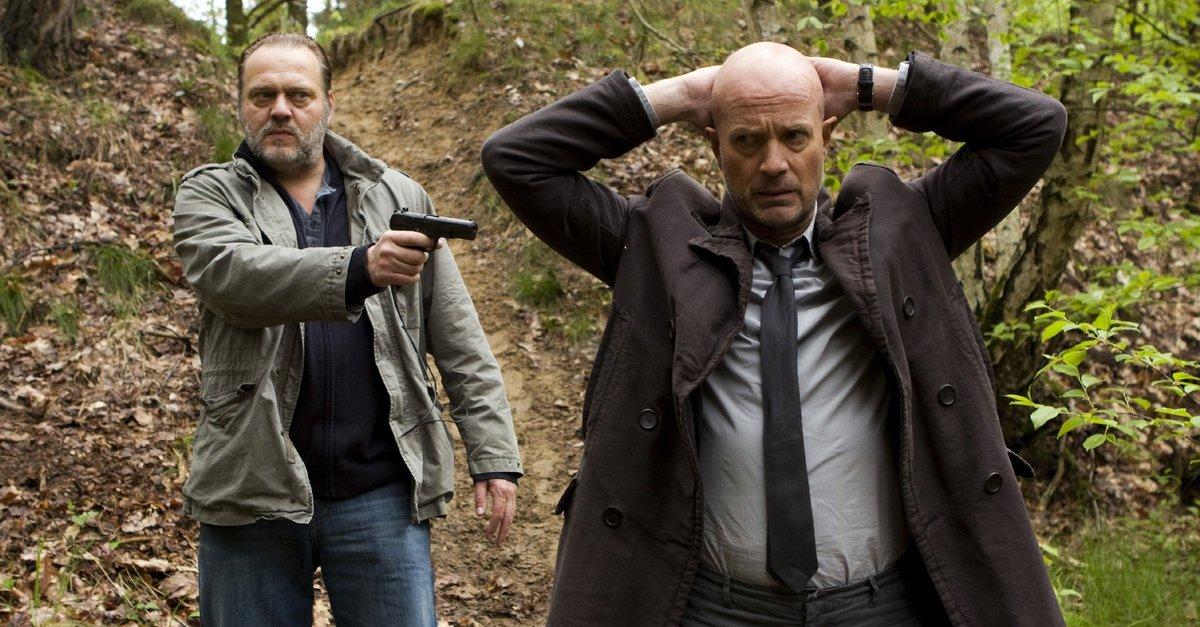 Der Kriminalist Schauspieler