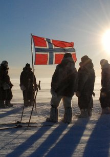 Der Wettlauf zum Südpol: Amundsen gegen Scott