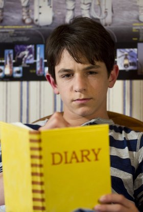Diary of a Wimpy Kid 1-3