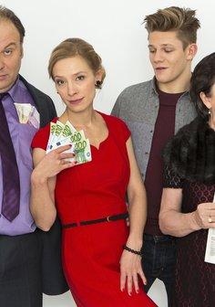 Die LottoKönige (2. Staffel, 6 Folgen) Poster