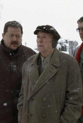 Die Rosenheim-Cops: Spuren im Schnee