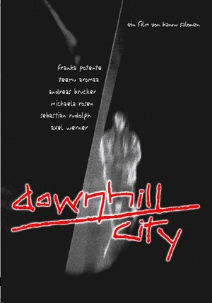 Downhill City Poster