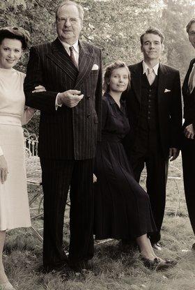 Ein weites Herz - Schicksalsjahre einer deutschen Familie