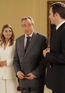 Felipe und Letizia