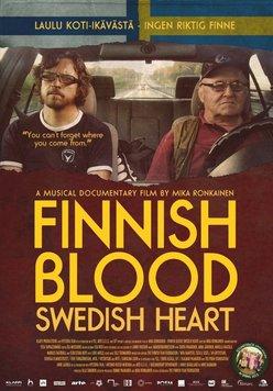 Finnisches Blut, Schwedisches Herz Poster
