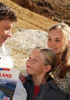 Forsthaus Falkenau: Das Island-Abenteuer