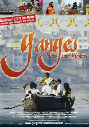 Ganges - Fluss zum Himmel Poster