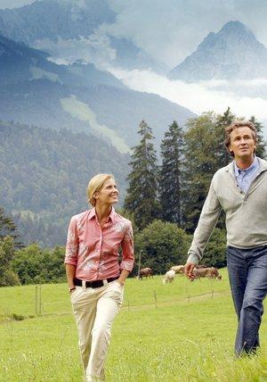 Garmischer Bergspitzen Darsteller