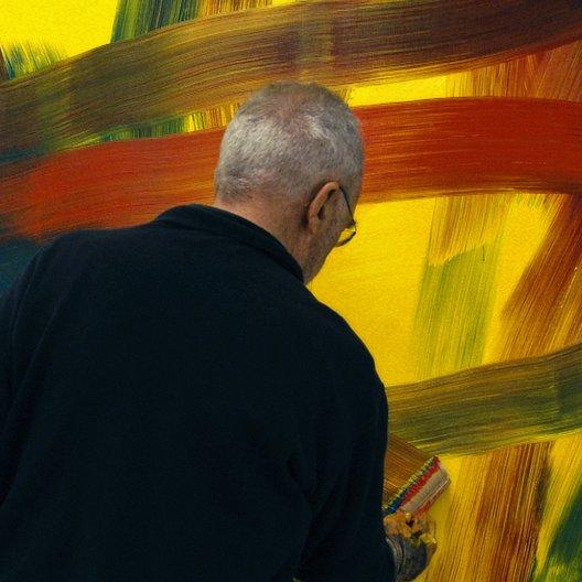 Gerhard Richter - Painting - Trailer Poster