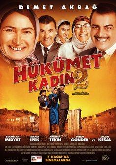Hükümet Kadin 2 Poster