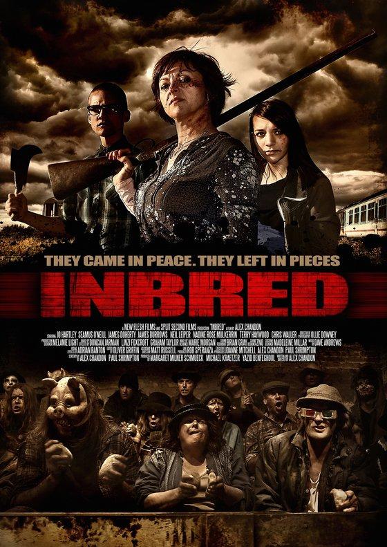 Inbred 2011 Filmplakat