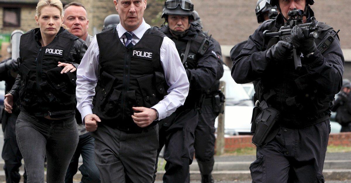 Inspector Banks Stream