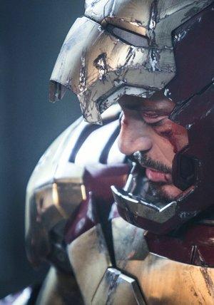 Iron Man / Iron Man 2 / Iron Man 3 Poster