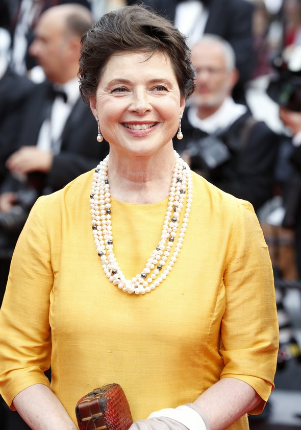 Isabella Rossellini Poster