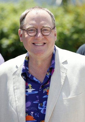 John Lasseter Poster