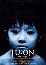 Ju-on: The Grudge Poster