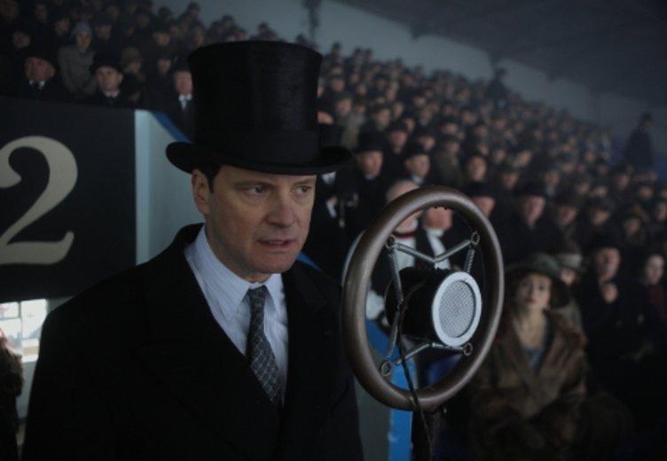 "Colin Firth in ""The King's Speech - Die Rede des Königs"" © Senator Filmverleih"