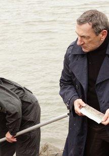 Kommissar Stolberg: Die Tote vom Fluss