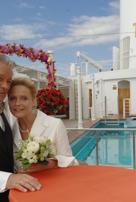 Kreuzfahrt ins Glück: Hochzeitsreise nach Chile