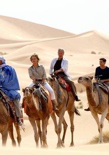 Kreuzfahrt ins Glück: Hochzeitsreise nach Marrakesch