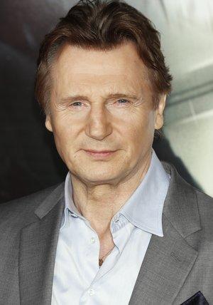 Liam Neeson Poster