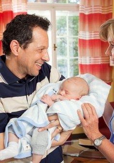 Liebe, Babys und ein Neuanfang Poster