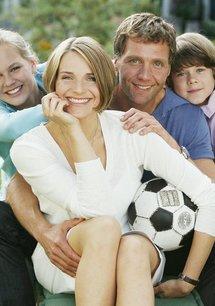 Meine wunderbare Familie: Alle unter einem Dach