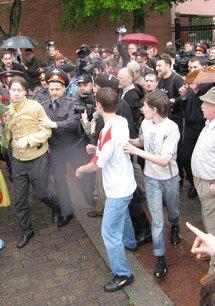 Moskva. Pride '06