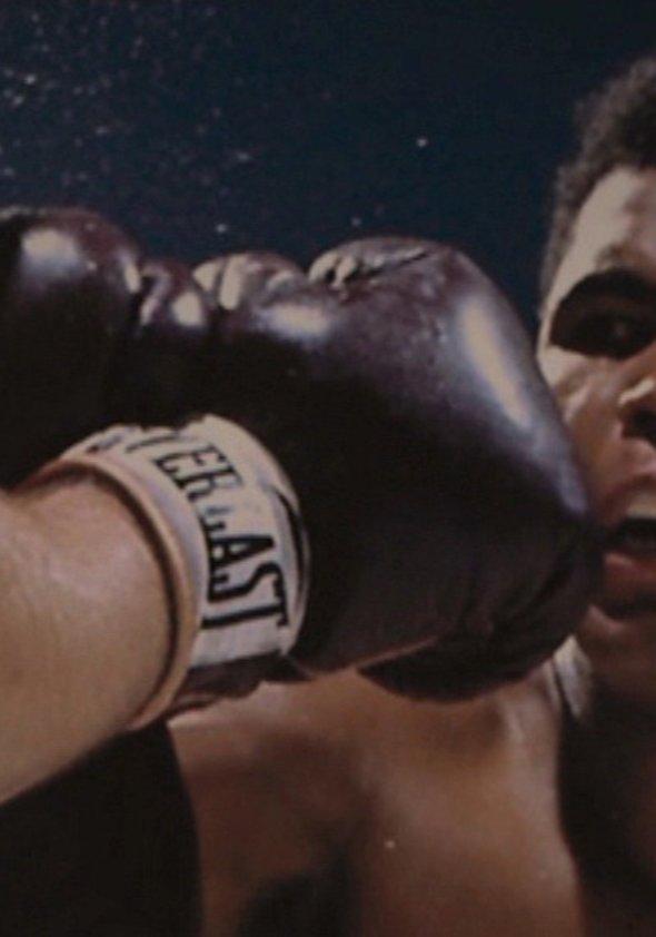 Muhammad Ali - Der größte Boxer aller Zeiten Poster